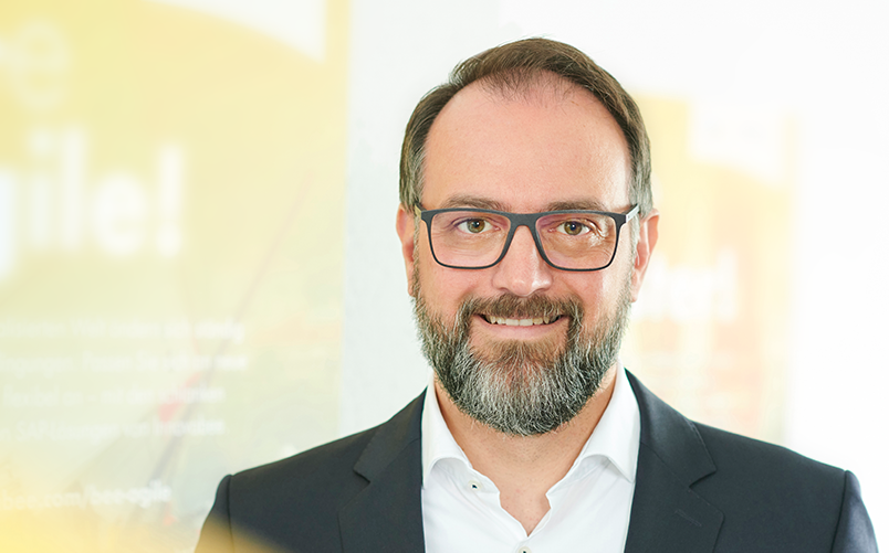 Wolfgang Schiek - Innovabee ist SAP Cloud Focus Partner
