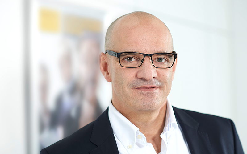 frank weinfurth management - Innovabee auf dem SAP Partner Summit for Finance & Analytics