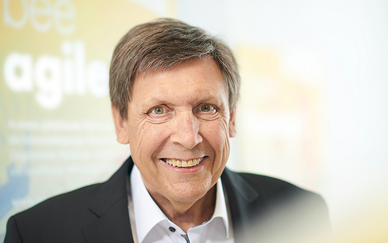 hansfrieder weber - Zu Gast bei SAP Experts Podcast: Innovabee featuring DEE und SAP S/4HANA Cloud