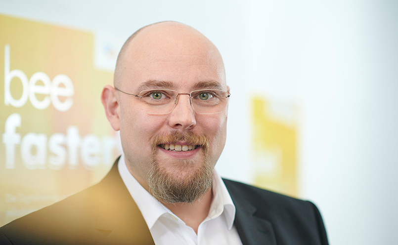 markus kugler - Innovabee auf dem SAP Partner Summit for Finance & Analytics