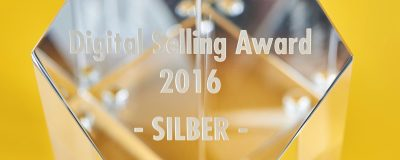 "Innovabee gewinnt den ""SAP Digital Selling Award"""