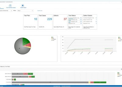 News_Screen_Focused_Build_Test Management Dashboard