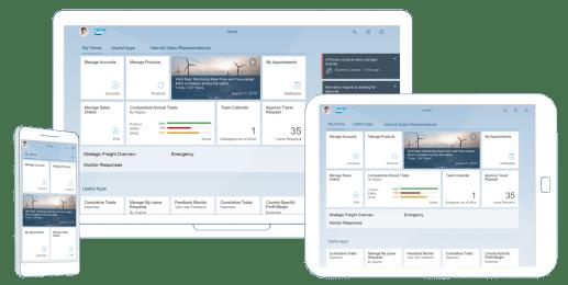 Allgemein_Screen_SAP Fiori 2.0
