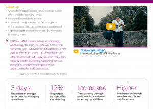 Innovabee Customer Success Story Seite 2 300x214 - SAP S/4HANA