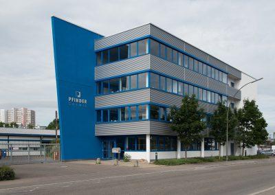 News Foto Pfinder Firmengebaeude 400x284 - Garantiert rostfrei: Pfinder entscheidet sich für Innovachem als neues ERP-System