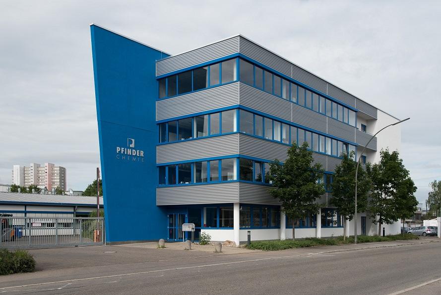 News Foto Pfinder Firmengebaeude - Garantiert rostfrei: Pfinder entscheidet sich für Innovachem als neues ERP-System
