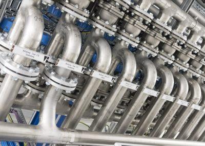 News Foto Pfinder Rohrleitung 2 400x284 - Garantiert rostfrei: Pfinder entscheidet sich für Innovachem als neues ERP-System