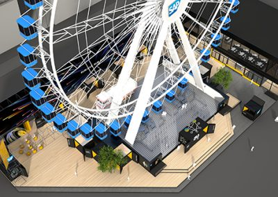 News_Foto_CeBIT_SAP-Riesenrad