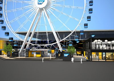 News_Foto_CeBIT_SAP-Riesenrad_2
