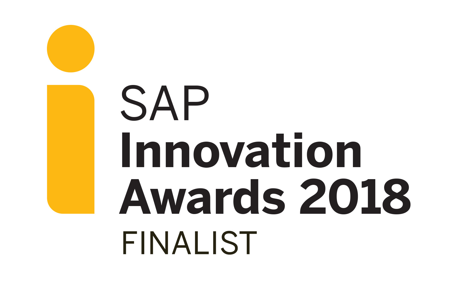 SAPIA2018 FINALIST LOGO GOLD BLACK LARGE JPG - Sonnentracht im Finale bei den SAP Innovation Awards