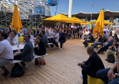 IMG 0975 400x284 - Festival der Innovationen: Die neue CEBIT kommt an