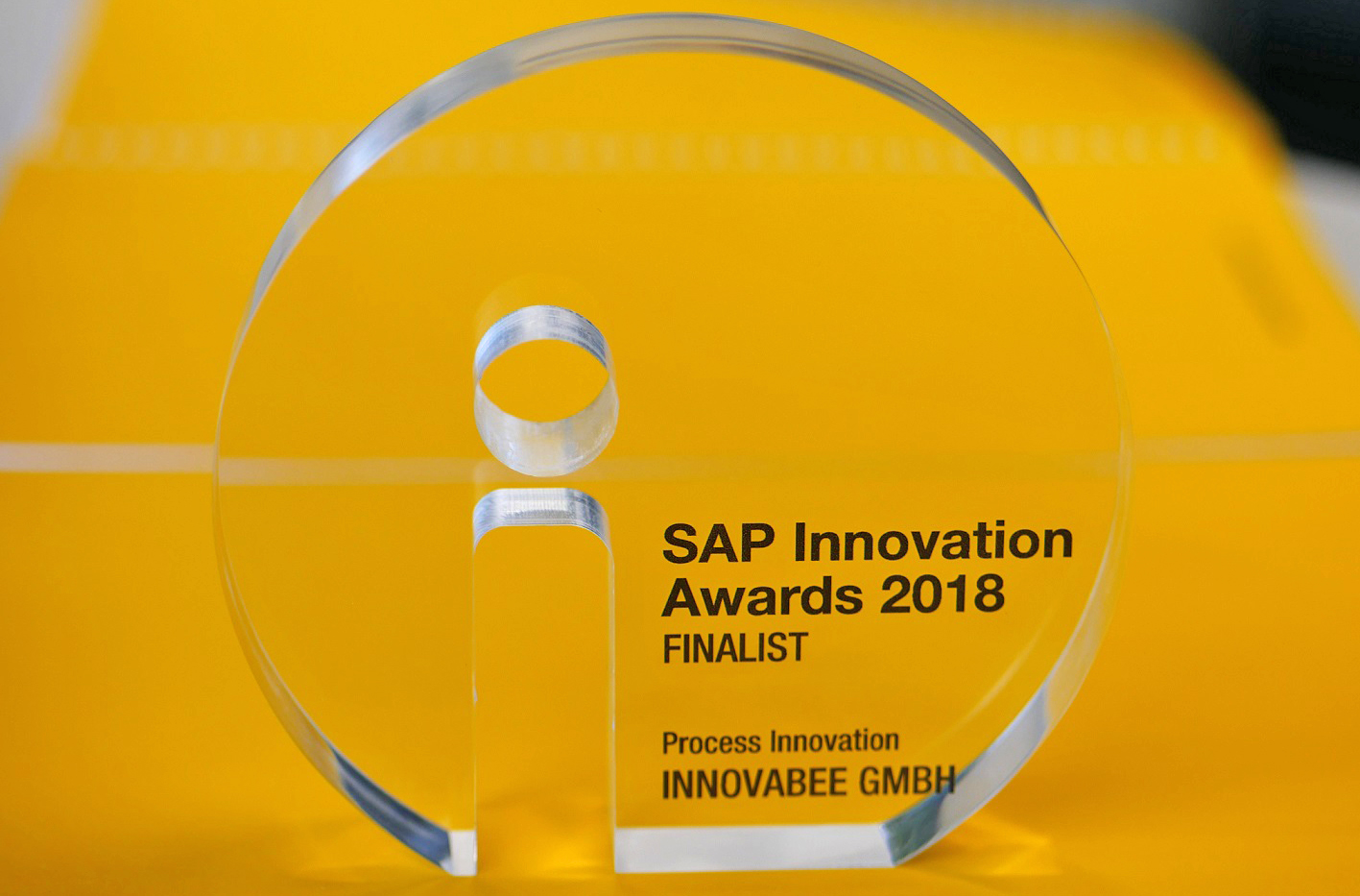 Blog Foto SAP Quality Award - Sonnentracht im Finale bei den SAP Innovation Awards