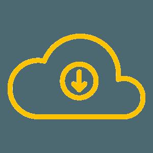 noun Cloud Download 1322785 fdc300 300x300 - SAP S/4HANA Cloud bei DEE