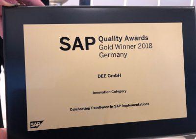 News_Foto_SAP Quality Award_Preisverleihung_11