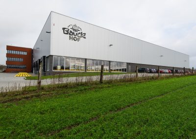News Foto Bauck Firmengebäude 1 400x284 - Mit Herz, Mühle und SAP: Bauckhof setzt auf Innovafood