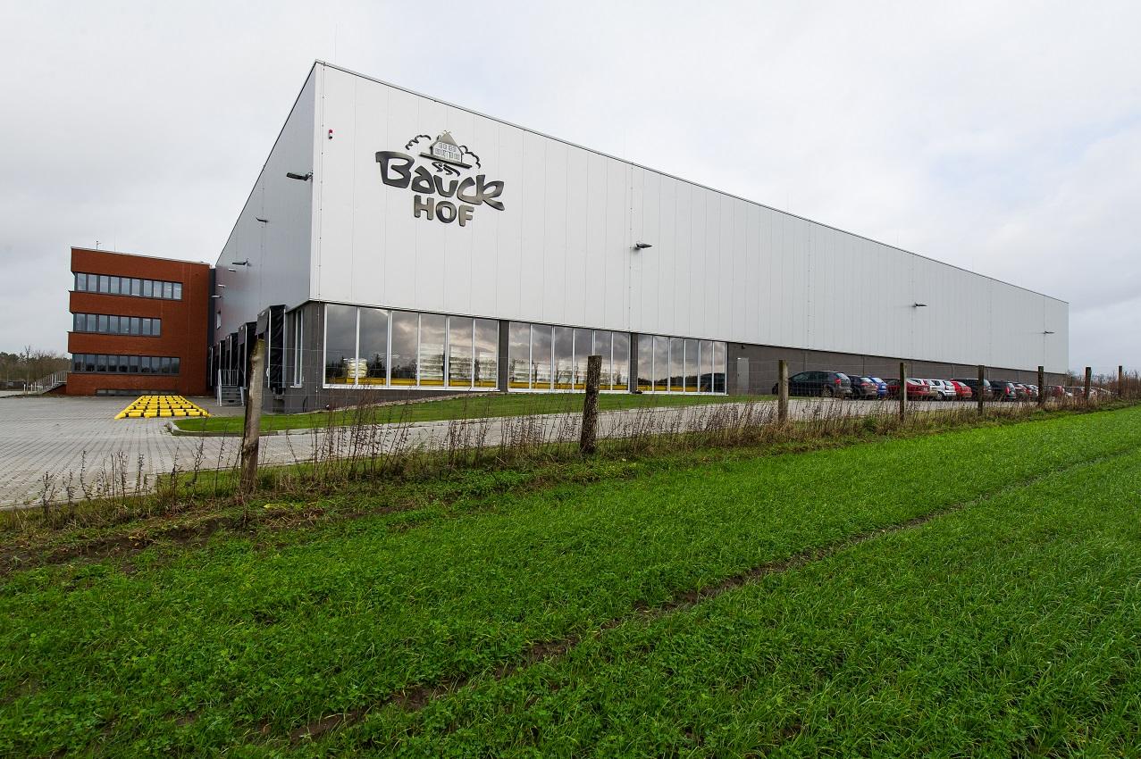 News Foto Bauck Firmengebäude 1 - Mit Herz, Mühle und SAP: Bauckhof setzt auf Innovafood