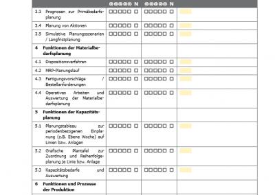 News Grafik SAP Check Up Checkliste 2 400x284 - Mehr Sicherheit bei der ERP-Auswahl – mit dem SAP-Check-Up von Innovabee