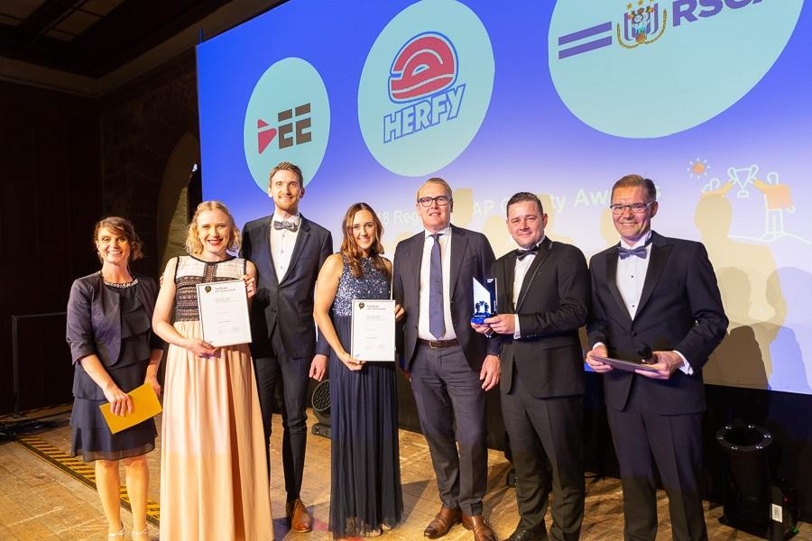 News Foto SAP Quality Award DEE EMEA - Silber bei den SAP Quality Awards EMEA für das SAP S/4HANA Cloud-Projekt bei DEE