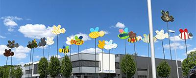 News Innova Bees Beitragsbild 400x160 - Räumlich getrennt und trotzdem nah am Kunden – SAP-Beratung in Zeiten von Social Distancing