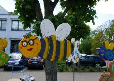 News Innova Bees Bild 1 400x284 - Gartenschau im Remstal: Innova Bees schwärmen aus