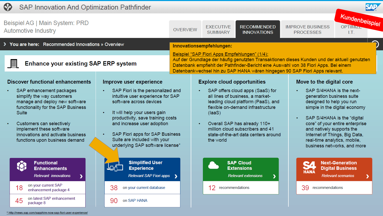 Blog_Screen_SAP Pathfinder_Innovationen 1