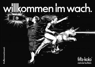 News_Grafik_fritz kola_Willkommen im Wach_Katzentante