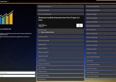 Blog Screen SAP Business Value Advisor 3 400x284 - Befragung unter Early Adoptern: Das sind die Mehrwerte von SAP S/4HANA