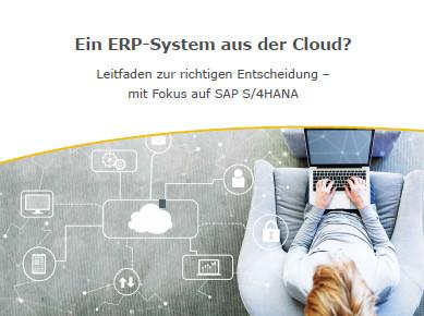 Landing Page Wachsen mit SAP S4HANA Cloud Leitfaden ERP aus der Cloud Titel 1 - Leitfaden ERP aus der Cloud - Anmeldung