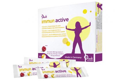 News Foto Denk Immune active 2 400x284 - Denk Pharma setzt auf doppeltes Tandem: SAP S/4HANA plus Analytics mit KEK plus Innovabee
