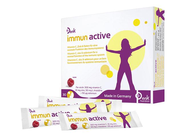 News Foto Denk Immune active 2 - Denk Pharma setzt auf doppeltes Tandem: SAP S/4HANA plus Analytics mit KEK plus Innovabee