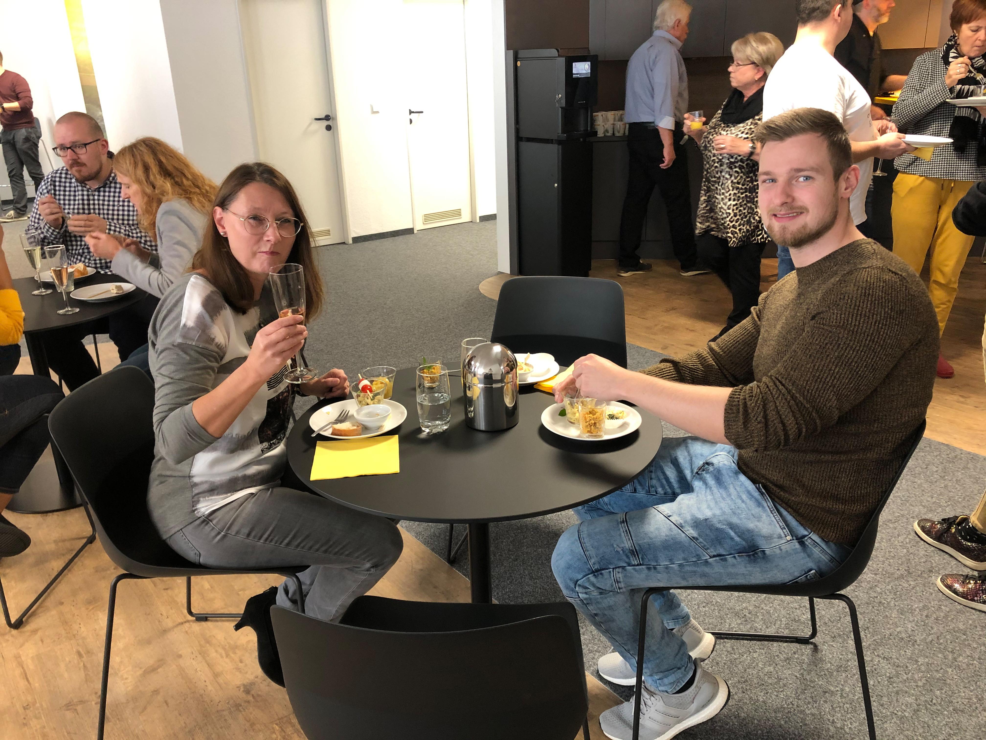 News_Foto_Einweihung Lounge 9