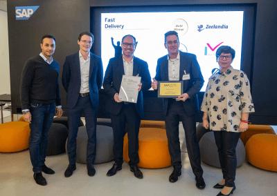News_Foto_SAP Quality Award_Zeelandia_Innovabee_2019_4