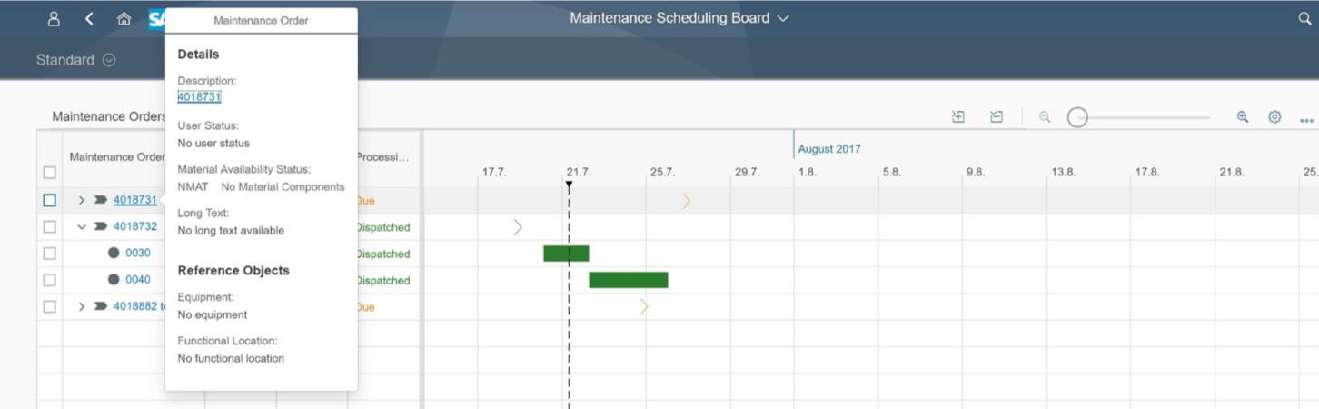 Blog Screen S4HANA Instandhaltung Planbare Instandhaltung 2 - Instandhaltung mit SAP S/4HANA: Alle Anlagen zentral verwalten und effizient steuern