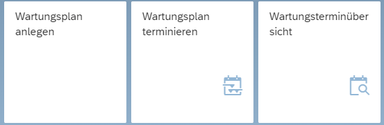 Blog Screen S4HANA Instandhaltung Vorbeugende Instandhaltung 1 - Instandhaltung mit SAP S/4HANA: Alle Anlagen zentral verwalten und effizient steuern