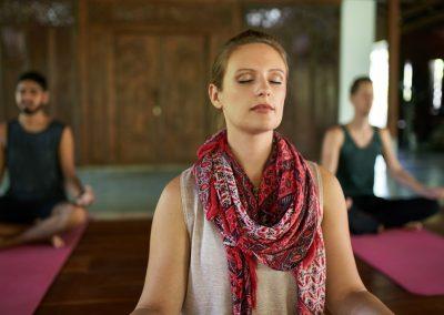 News Foto Achtsamkeitstraining Meditation 400x284 - Fokussierter arbeiten, besser führen, ausgeglichener leben – Achtsamkeitstraining bei Innovabee