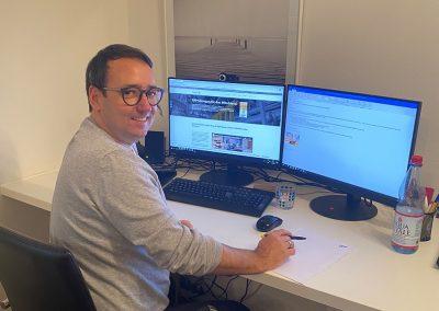 News Foto Beratung in Zeiten von Corona CDE 400x284 - Räumlich getrennt und trotzdem nah am Kunden – SAP-Beratung in Zeiten von Social Distancing