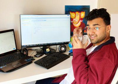 News Foto Beratung in Zeiten von Corona MVA 400x284 - Räumlich getrennt und trotzdem nah am Kunden – SAP-Beratung in Zeiten von Social Distancing