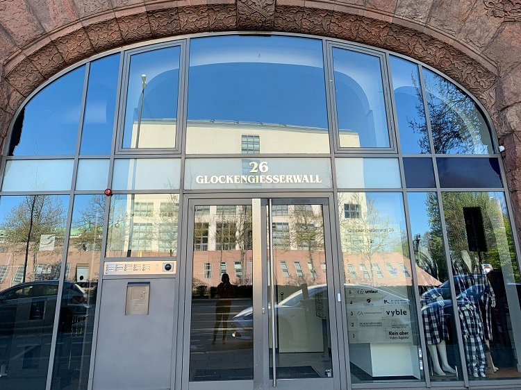 News Foto Umzug Hamburg Glockengiesserwall 1 1 - Innovabee wächst und bezieht neues Büro in bester Hamburger Citylage