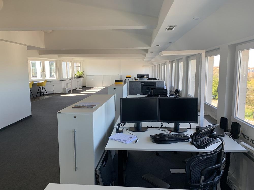 News Foto Umzug Hamburg Glockengiesserwall 11 - Innovabee wächst und bezieht neues Büro in bester Hamburger Citylage