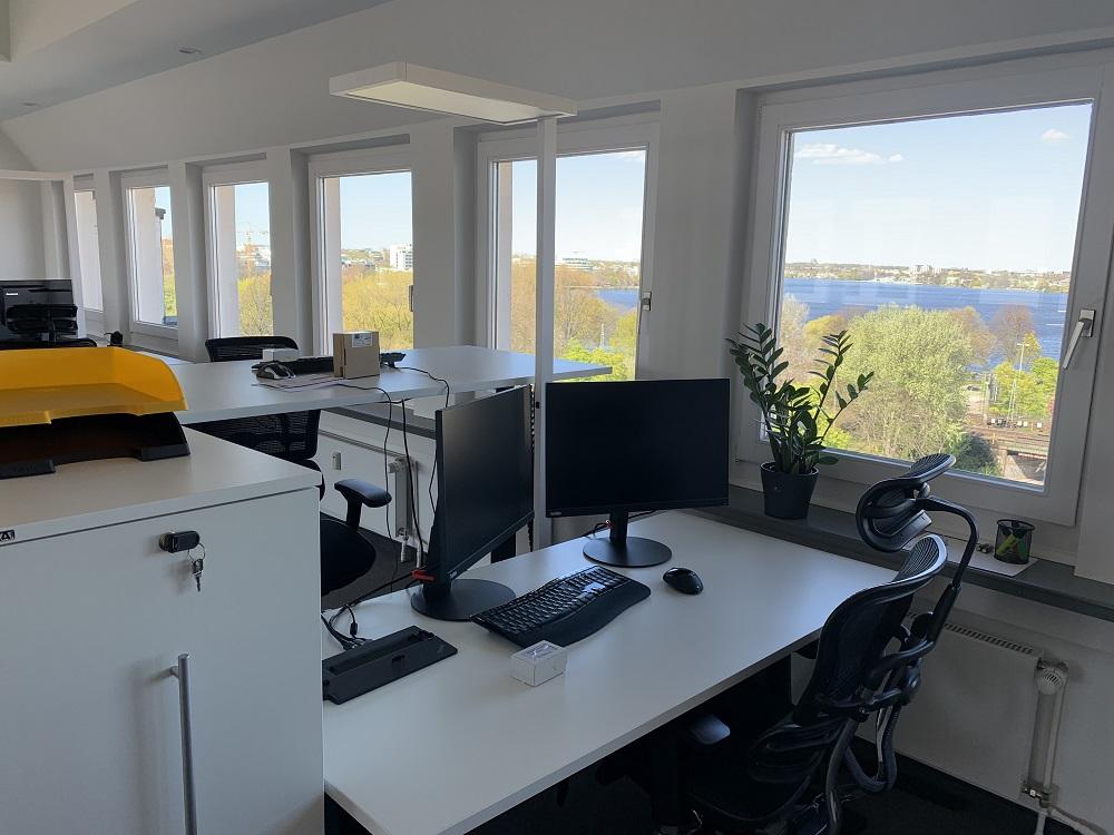 News Foto Umzug Hamburg Glockengiesserwall 5 - Innovabee wächst und bezieht neues Büro in bester Hamburger Citylage
