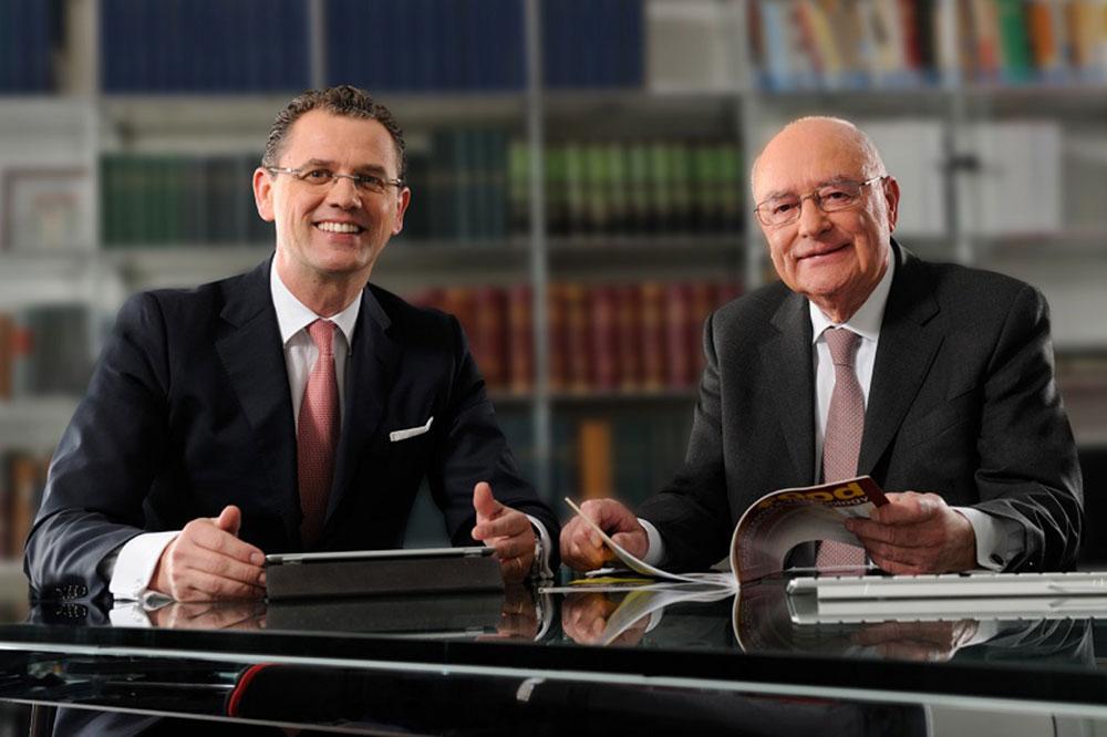 News Foto Stern Wywiol Torsten und Volkmar Wywiol - SAP S/4HANA – die Zutat für weiteres Wachstum bei Stern-Wywiol