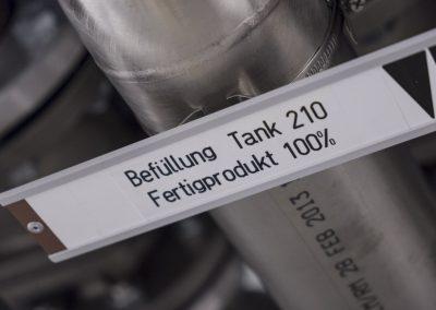 News Foto Pfinder Beschriftung Tank 400x284 - Läuft wie geschmiert: Innovachem legt die Grundlage für Internationalisierung von Pfinder