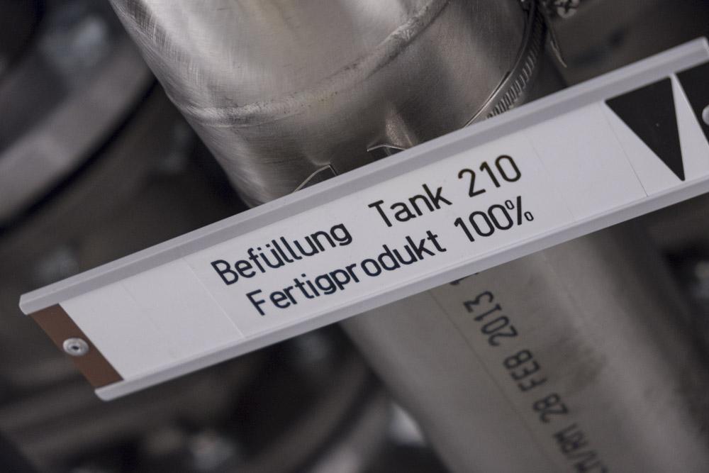 News Foto Pfinder Beschriftung Tank - Läuft wie geschmiert: Innovachem legt die Grundlage für Internationalisierung von Pfinder