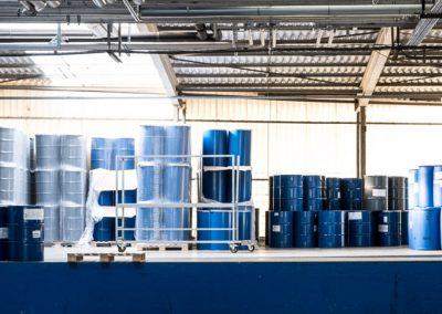 News Foto Pfinder Fässer 400x284 - Läuft wie geschmiert: Innovachem legt die Grundlage für Internationalisierung von Pfinder
