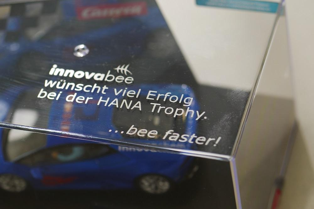 News Foto Pfinder HANA Trophy - Läuft wie geschmiert: Innovachem legt die Grundlage für Internationalisierung von Pfinder