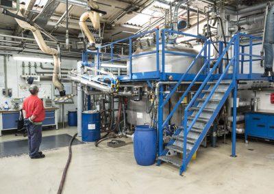 News Foto Pfinder Maschinen 400x284 - Läuft wie geschmiert: Innovachem legt die Grundlage für Internationalisierung von Pfinder