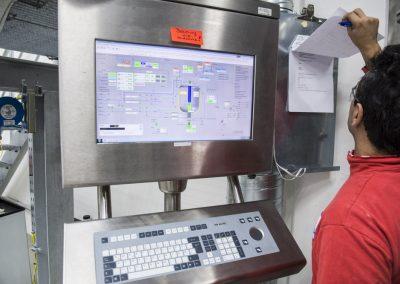News Foto Pfinder Monitor 400x284 - Läuft wie geschmiert: Innovachem legt die Grundlage für Internationalisierung von Pfinder