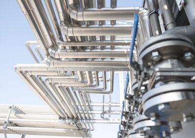 News Foto Pfinder Rohrleitungen 400x284 - Läuft wie geschmiert: Innovachem legt die Grundlage für Internationalisierung von Pfinder