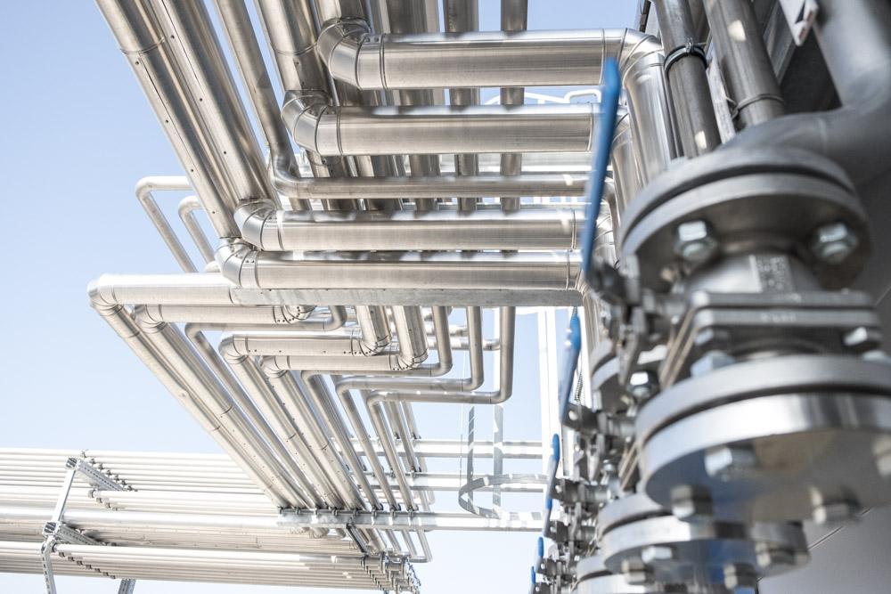 News Foto Pfinder Rohrleitungen - Läuft wie geschmiert: Innovachem legt die Grundlage für Internationalisierung von Pfinder
