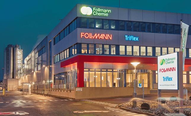 News Foto Follmann Chemie Firmengebäude - Migration auf SAP S/4HANA: Bei Follmann und Innovabee stimmt die Chemie